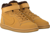 Camel NIKE Sneakers COURT BOROUGH MID (KIDS)  - small