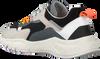 Zwarte CRIME LONDON Lage sneakers KOMRAD 2.0  - small