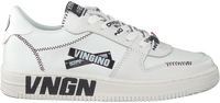 Witte VINGINO Lage sneakers YARI LOW  - medium
