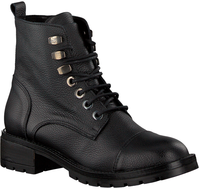 Zwarte OMODA Veterboots 158 SOLE 456 - large