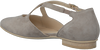 Taupe GABOR Ballerina's 61.352.12  - small