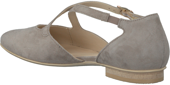 Taupe GABOR Ballerina's 61.352.12  - large