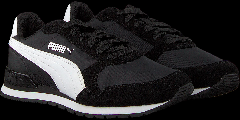 Zwarte PUMA Sneakers ST RUNNER V2 NL JR | Omoda