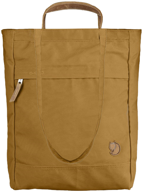 Gele FJALLRAVEN Rugtas TOTEPACK NO.1 SMALL - large