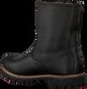 Zwarte BLACKSTONE Biker boots OL24  - small