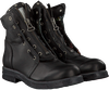 Zwarte REPLAY Veterboots SHIE  - small