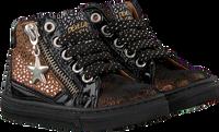 Cognac DEVELAB Lage sneakers 42226  - medium