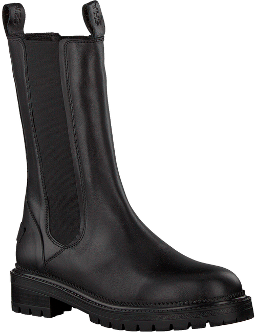 Zwarte SHABBIES Chelsea boots 182020275  - large