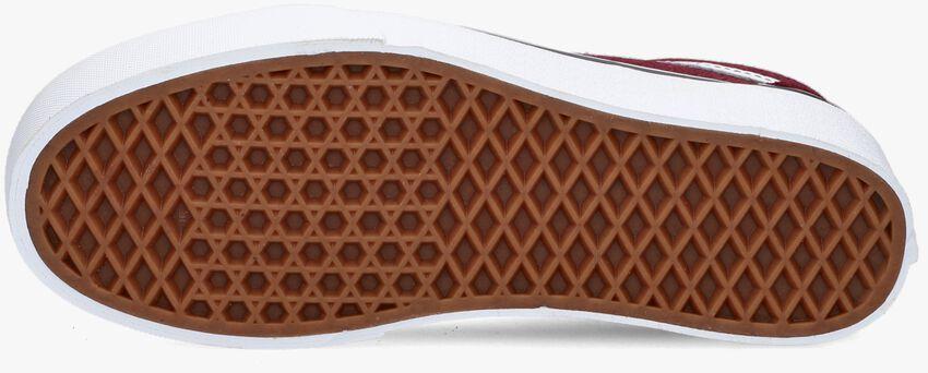 Rode VANS Lage sneakers UA OLD SKOOL PLATFORM  - larger