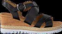 Zwarte GABOR Sandalen 832 - medium