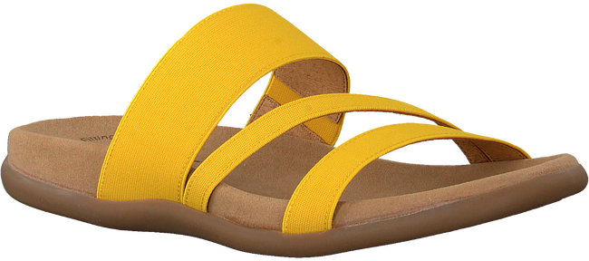 Gele GABOR Slippers 702  - large