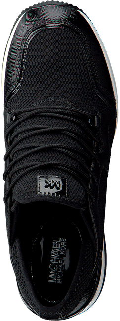 Zwarte MICHAEL KORS Sneakers SCOUT TRAINER - large