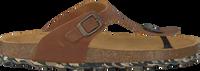 Cognac DEVELAB Slippers 48079  - medium