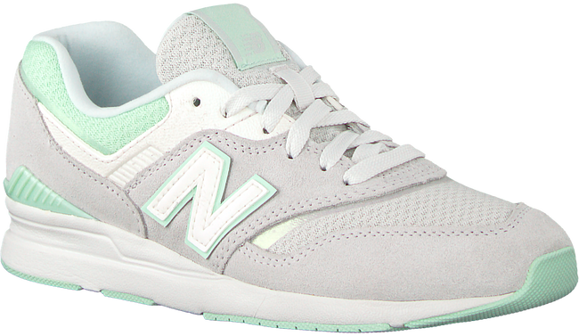 Witte NEW BALANCE Sneakers WL697  - large