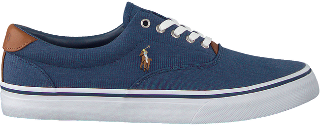 Blauwe POLO RALPH LAUREN Sneakers THORTON  - large