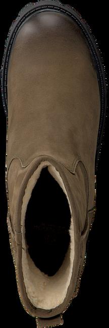 Groene MCGREGOR Lange laarzen BLAIR  - large