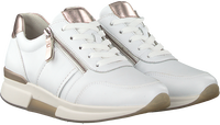 Witte GABOR Lage sneakers 928  - medium