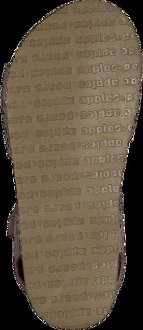 Roze APPLES & PEARS Sandalen FLEUR  - large