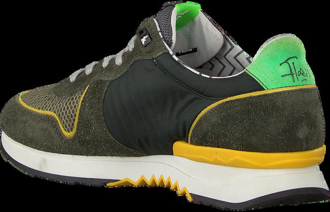 Groene FLORIS VAN BOMMEL Sneakers 16246  - large
