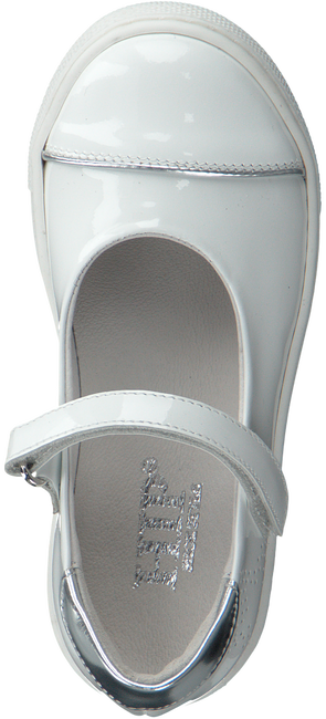 Witte HIP Ballerina's H1670  - large