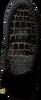 Zwarte KARMA OF CHARME Enkellaarsjes CAV - small