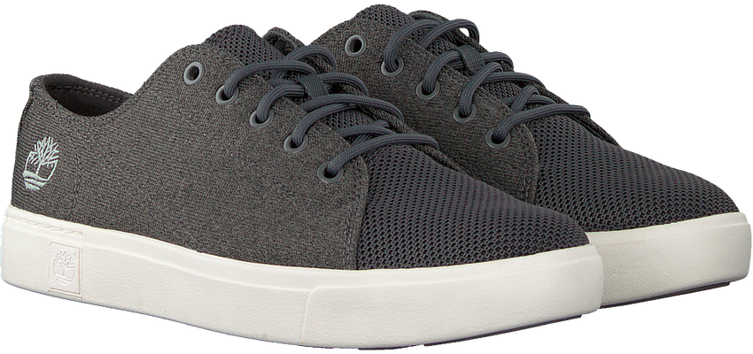 Grijze TIMBERLAND Lage sneakers AMHERST FLEXI KNIT OX  - larger