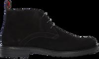 Zwarte GREVE Veterschoenen BARBOUR 5565  - medium