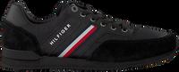 Zwarte TOMMY HILFIGER Lage sneakers ICONIC RUNNER  - medium