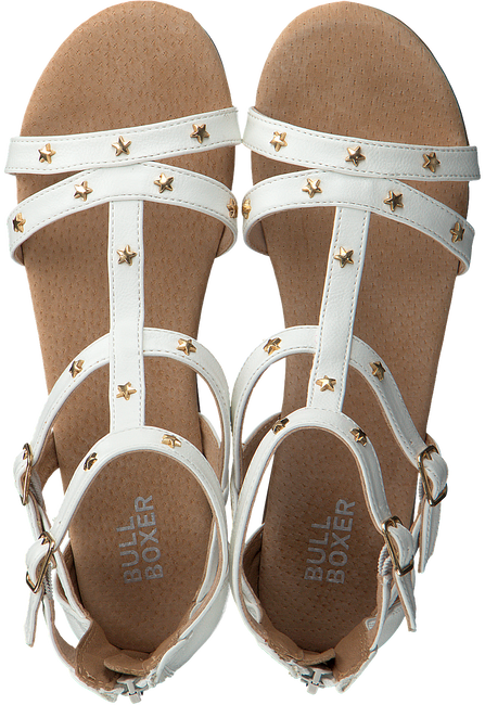 Witte BULLBOXER Sandalen AED046 - large