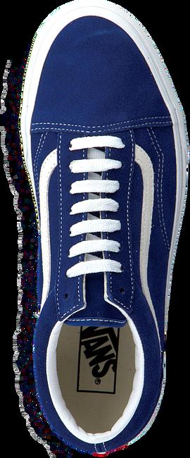 Blauwe VANS Lage sneakers UA OLD SKOOL MEN  - large