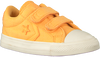 Gele CONVERSE Sneakers STAR PLAYER 2V OX KIDS  - small