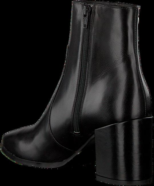 Zwarte VIA VAI Enkellaarsjes 5101052 - large