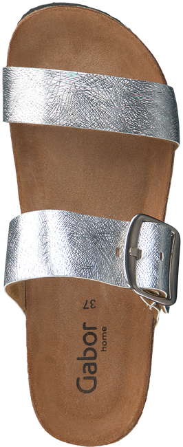 Zilveren GABOR Slippers 28430  - large