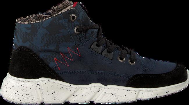 Blauwe RED-RAG Sneakers 15537 - large