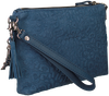 Blauwe BY LOULOU Clutch 01POUCH117S - small