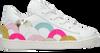 Witte JOCHIE & FREAKS Lage sneakers JF-21102  - small