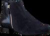 Blauwe HASSIA Enkellaarsjes 0985 - small