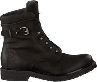 Zwarte CA'SHOTT Biker boots 16047  - medium