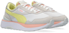 Beige PUMA Lage sneakers CRUISE RIDER SILK ROAD WN'S  - small