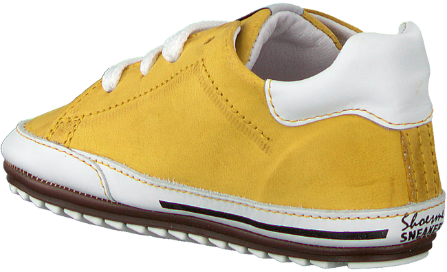 Gele SHOESME Babyschoenen BP20S024  - large