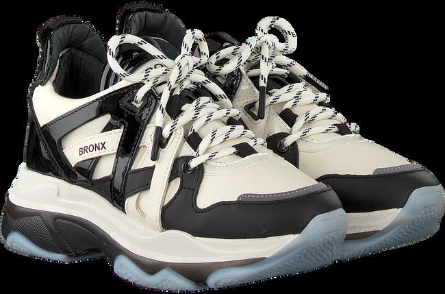 Zwarte BRONX Sneakers BAISLEY 66280 - large