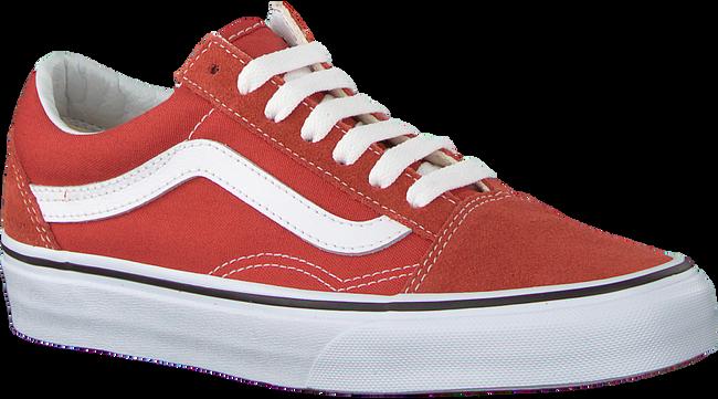 Rode VANS Sneakers OLD SKOOL  - large