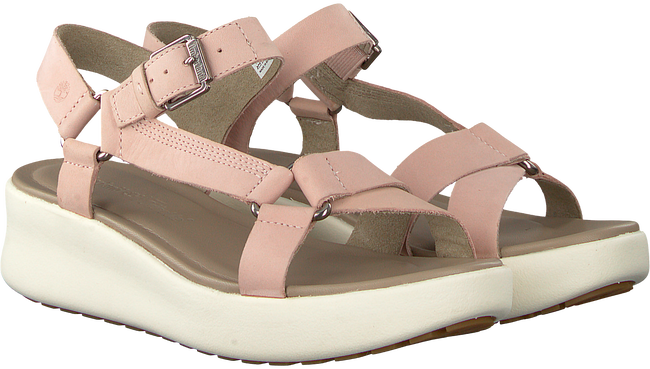 Roze TIMBERLAND Sandalen LOS ANGELES WIND SPO - large