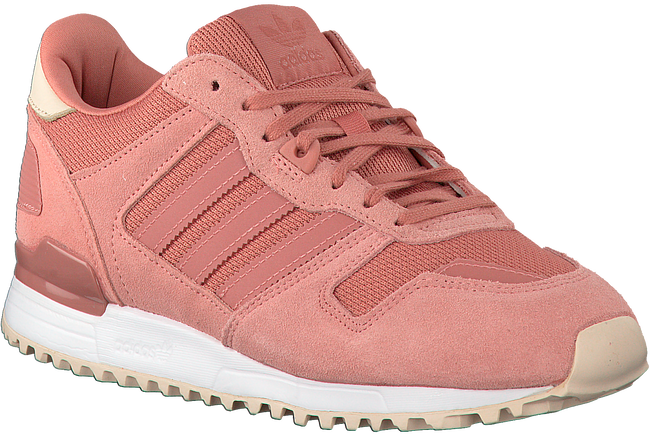 Roze ADIDAS Sneakers ZX 700 DAMES  - large