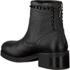 Zwarte NUBIKK Biker boots DALIDA BACK ZIP  - small