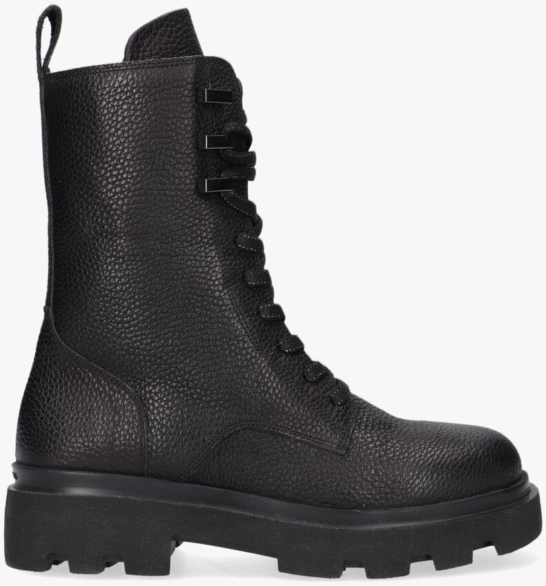 Zwarte VIA VAI Overknee laarzen LIVIA  - larger