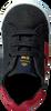 Zwarte SHOESME Babyschoenen BP9W024  - small