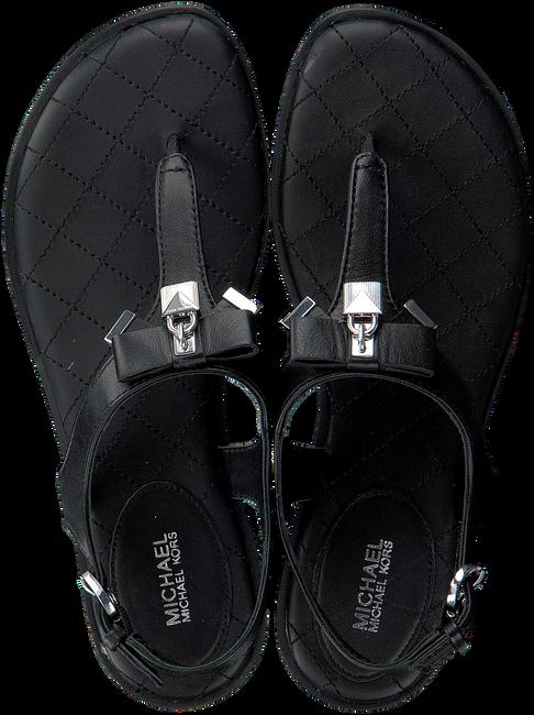 Zwarte MICHAEL KORS Sandalen ALICE THONG  - large