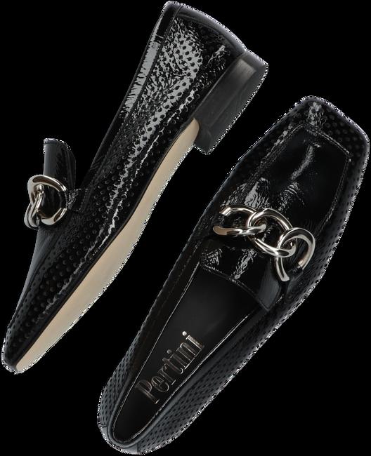 Zwarte PERTINI Loafers 23994  - large