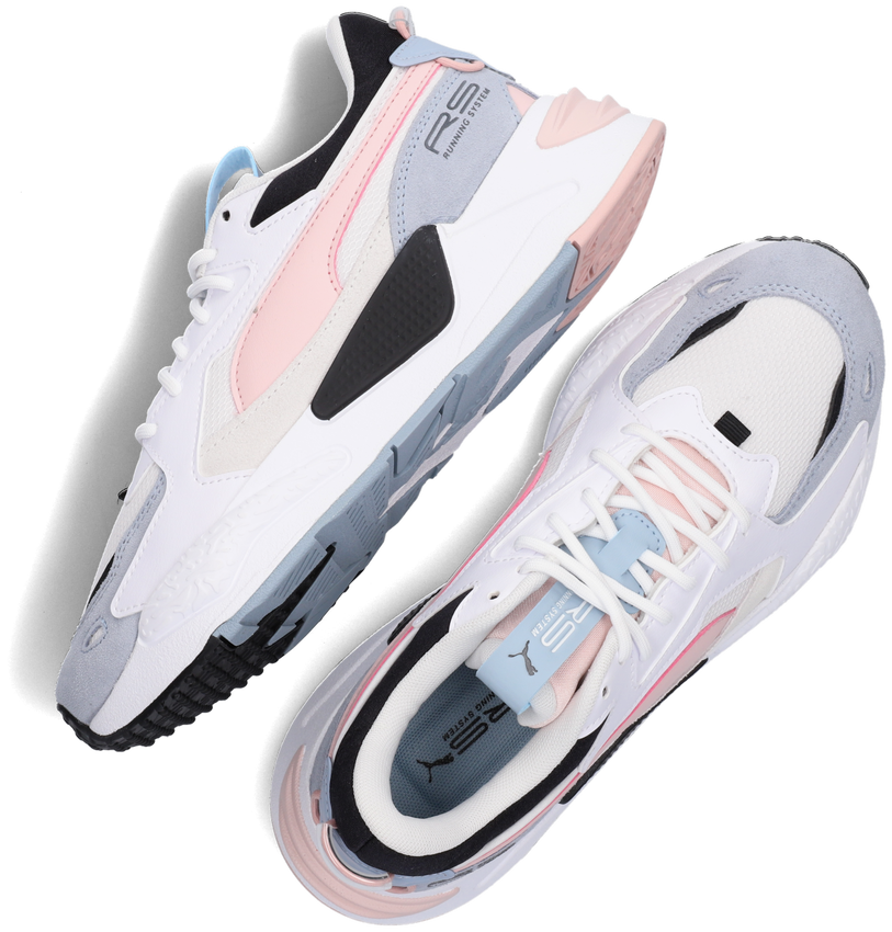 Witte PUMA Lage sneakers RSZ REINVENT WNS  - larger